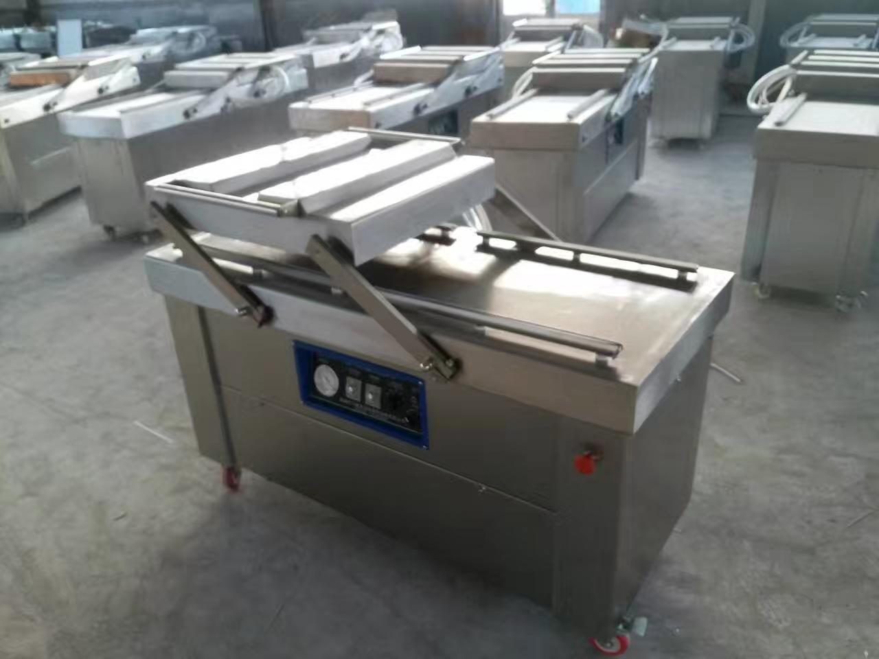 zhenkong包装机(双室DZ500/2S)